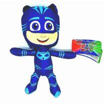 33 cm-es Pizsihősök Macska plüssfigura - kék