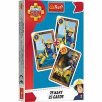 Sam a tűzoltó kártyajáték
