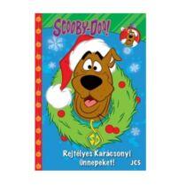 Scooby-Doo foglalkoztatófüzet