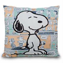 Snoopy mosható puha díszpárna
