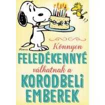 Snoopy kutyus képeslap - Boldog születésnapot!