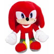 Sonic Knuckles plüssfigura