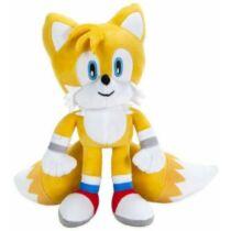 33 cm-es Sonic Tails plüssfigura