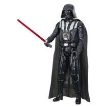Star Wars Darth Vader mozgatható műanyag figura - Darth Vader, a sötét nagyúr figura 30 cm