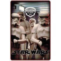 Star Wars rohamosztagosok puha polár takaró