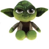 30 cm-es Star Wars Yoda mester Disney plüssfigura