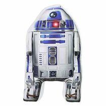 Star Wars R2D2 alakú pihe-puha lapos plüss párna