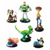 Toy Story összerakható mini figurák meglepetéskapszulában - 1 db