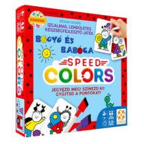 Bogyó és Babóca színezős készségfejlesztő játék