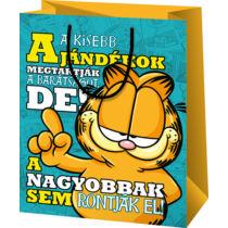 Garfield ajándéktasak - közepes