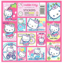 Hello Kitty matrica szett