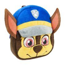 Mancs őrjárat Chase fej alakú plüss hátizsák