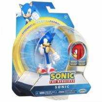 10 cm-es mozgatható prémium Sonic műanyag figura