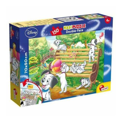 101 kiskutya kétoldalas puzzle