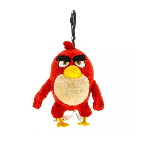 Angry Birds Piros akasztható plüssfigura