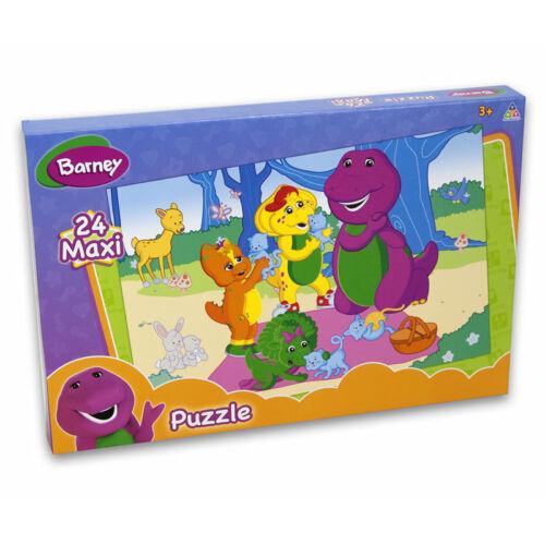 Barney puzzle