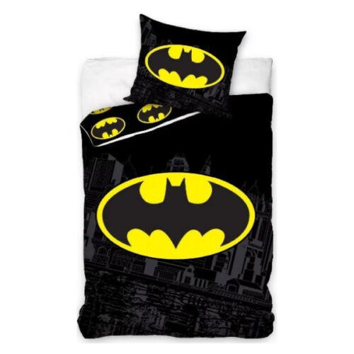 Batman sötétben világító ágyneműhuzat szett