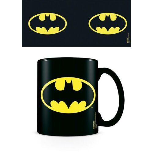 Batman montázsolt bögre