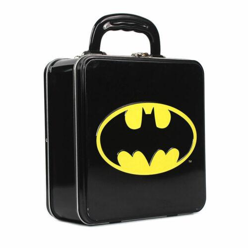 Batman logós uzsonnás táska
