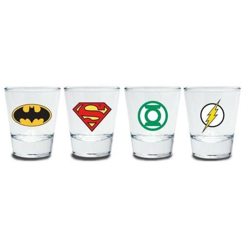 DC Comics feles pohár szett
