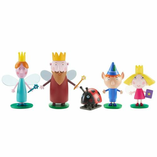 Ben és Holly apró királysága figura szett