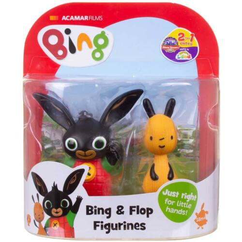 Bing és Flop figura szett