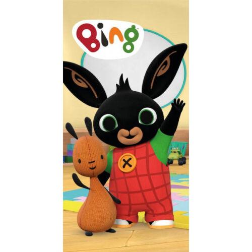 Bing nyuszi nagy pamut törölköző