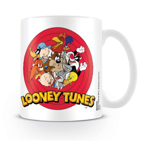 Looney Tunes kerámia bögre