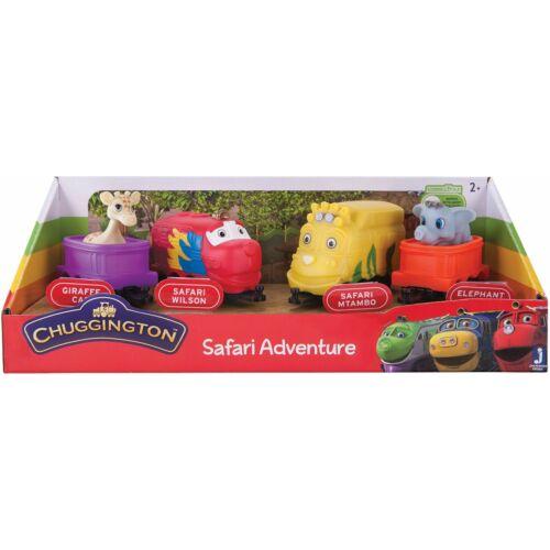 Chuggington mozdony- és vagonszett