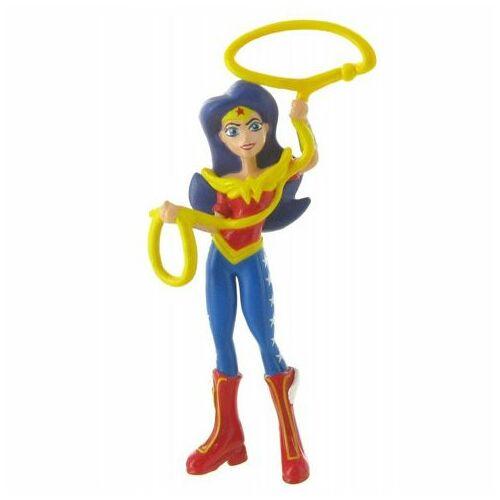 Wonder Woman kis gumírozott műanyag figura