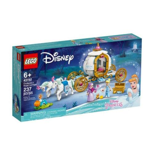 Disney hercegnők LEGO - Hamupipőke királyi hintója