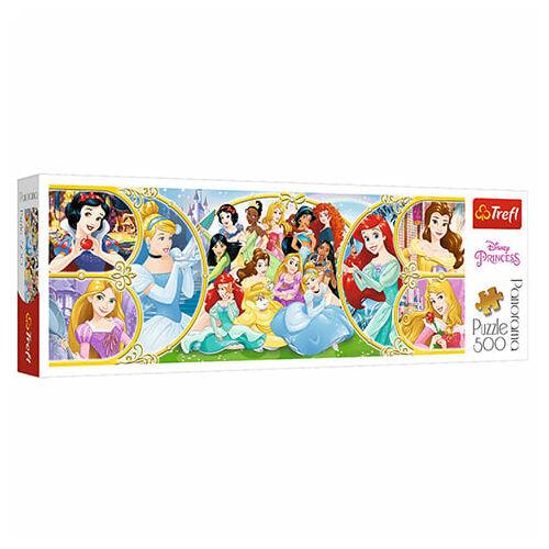 Disney hercegnők Panoráma puzzle