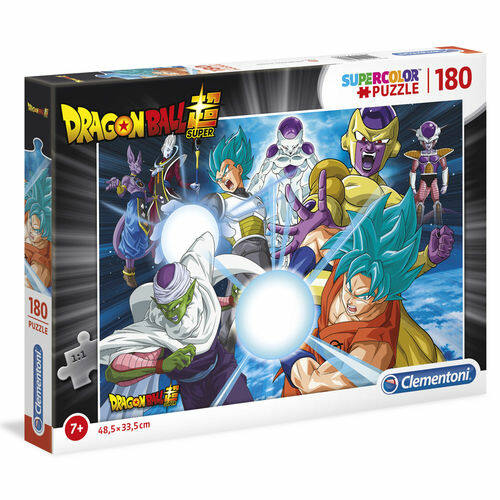 Dragon Ball puzzle