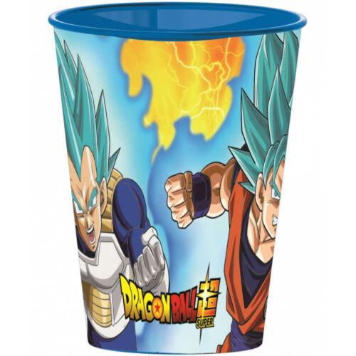 Dragon Ball műanyag pohár