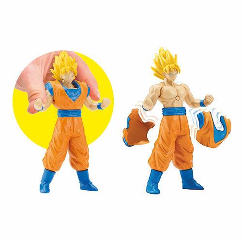 Super Goku mozgatható figura