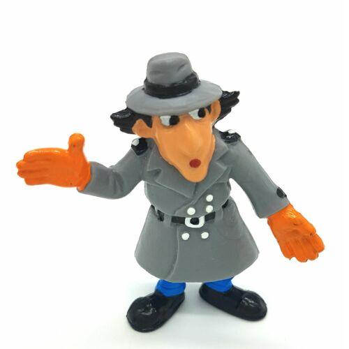 Gógyi felügyelő gumírozott műanyag figura