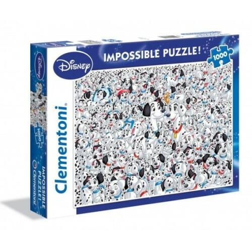 101 kiskutya puzzle