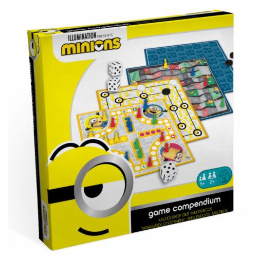 Minion társasjáték gyűjtemény