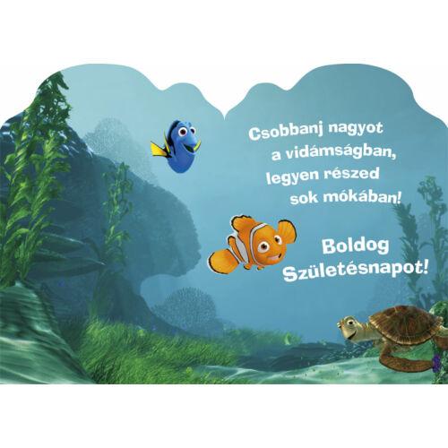 halas szülinapi képeslapok Némó nyomában képeslap   Boldog születésnapot!   Képeslapok  halas szülinapi képeslapok
