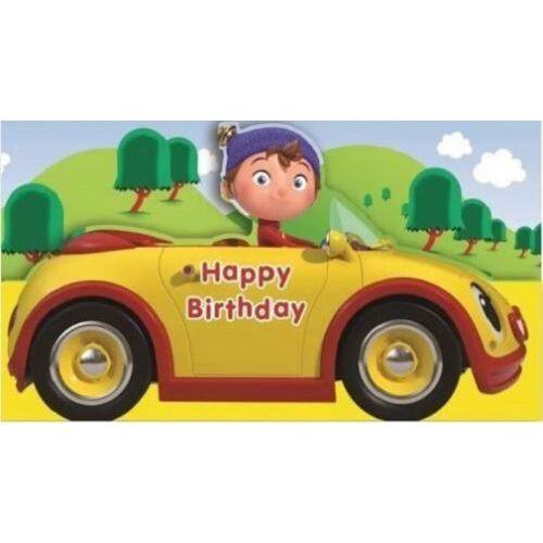 Képeslap Noddy - Boldog születésnapot
