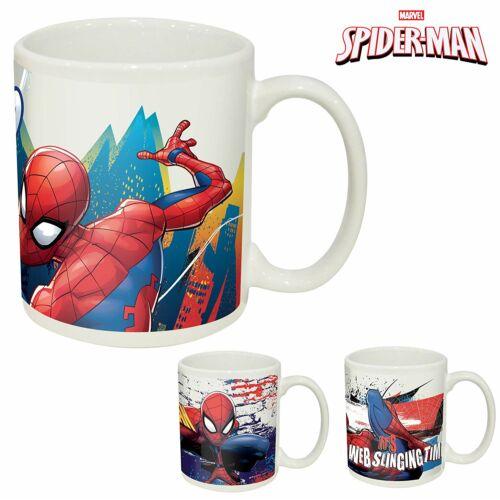 Pókember Marvel kerámia bögre - többféle - 1 db