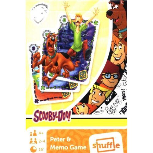 Scooby-Doo kártya