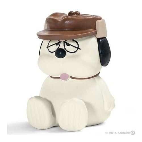 Snoopy Olaf gumírozott műanyag kis figura