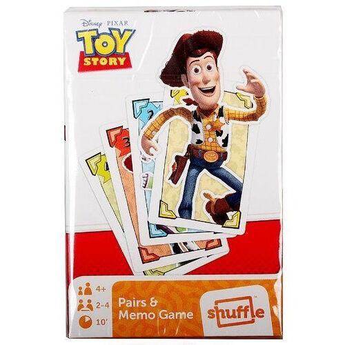 Toy Story Fekete Péter és memória kártya