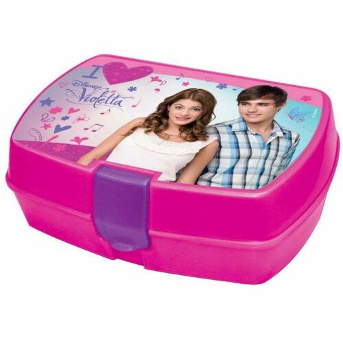 Violetta műanyag uzsonnás doboz