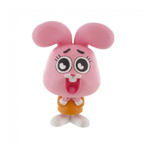 6 cm-es Gumball Csodálatos világa Anais gumírozott műanyag figura