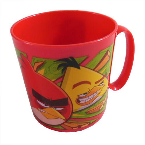 Angry Birds mikrózható műanyag bögre