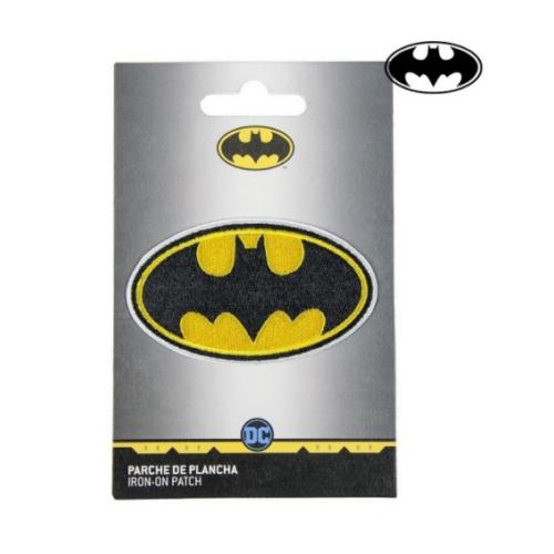 Batman logós vasalható felvarró