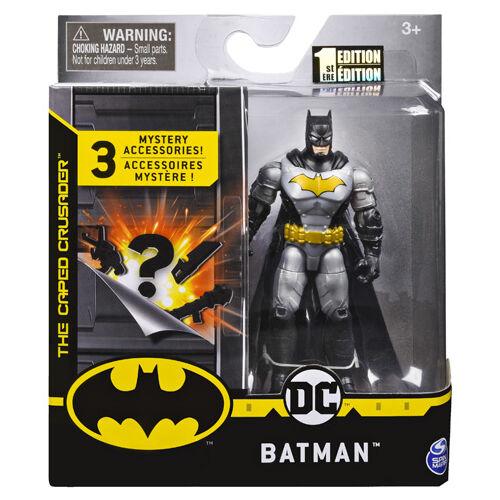 10 cm-es Batman mozgatható DC figura kiegészítőkkel