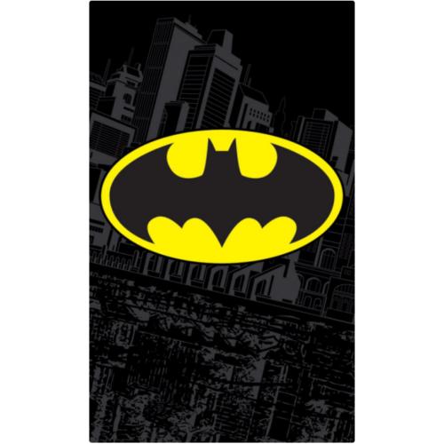 Batman logós kis pamut törölköző